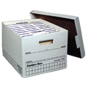 1cu Banker Box