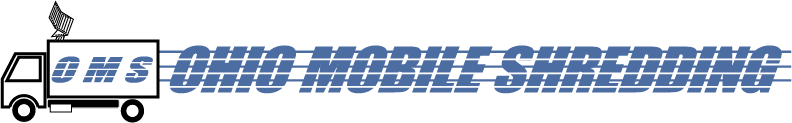 Ohio Mobile Shredding Logo